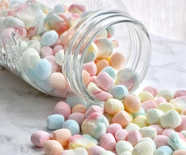 How to Dehydrate Marshmallows