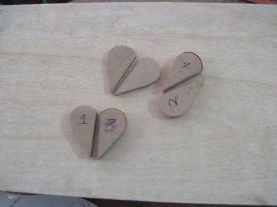 Cutting the Main Shapes
