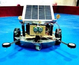 Robot with Six Behaviours
