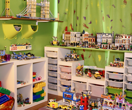 6 Tips for an AWESOME Lego Room