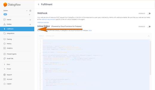 Create Fulfillment Code
