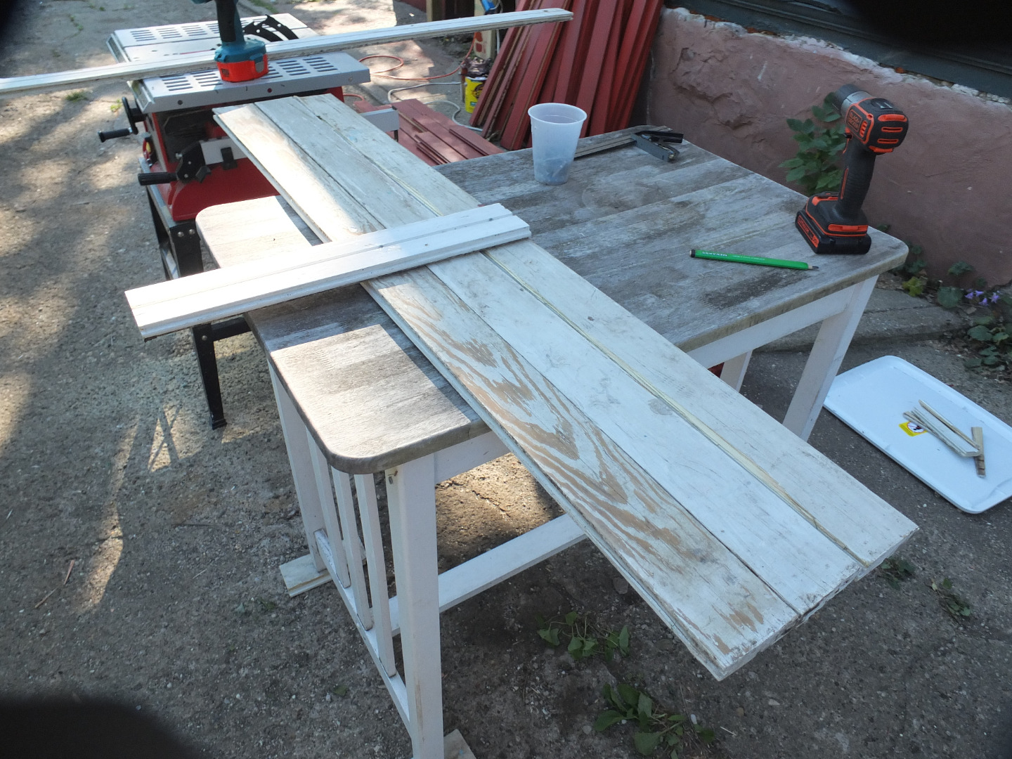 Picture of Prepare the Boards and Make the First Side