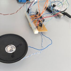 Speaker Circuitry