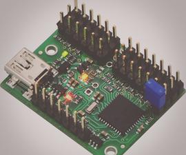 Maestro Servo Controller (Raspberry Pi)