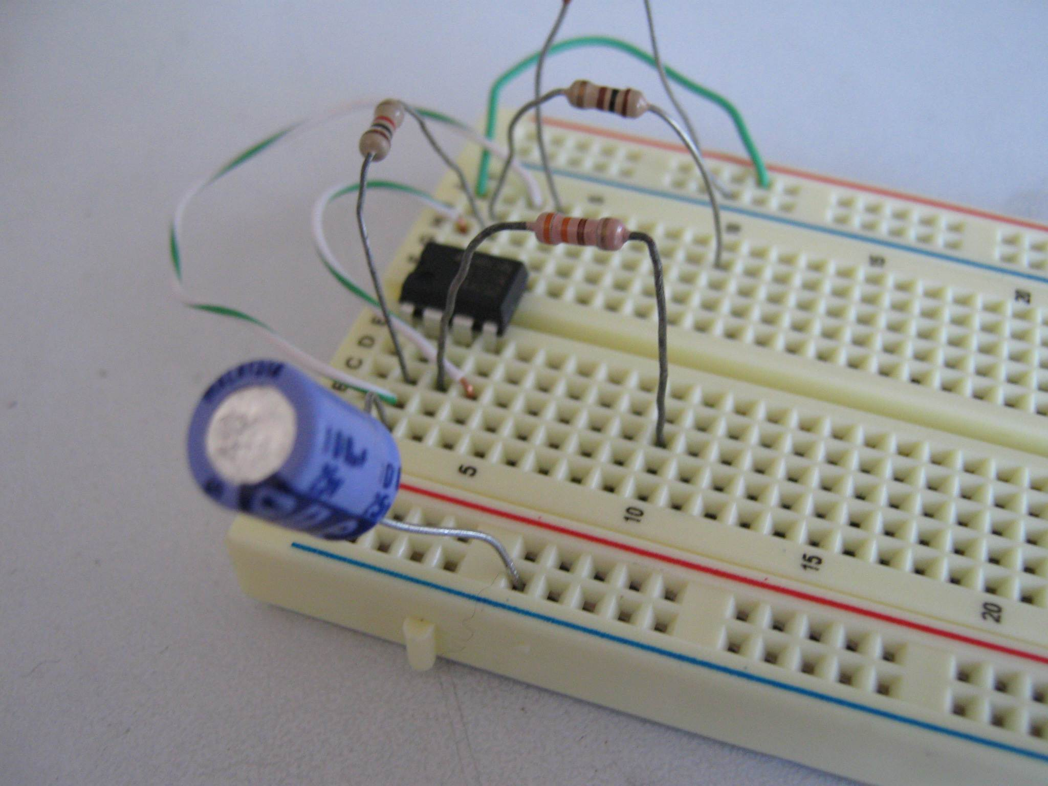 Picture of Connect LM555