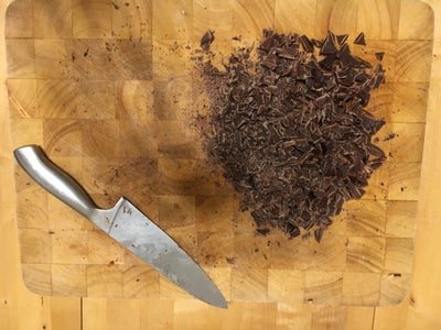 Chop Up the Chocolate