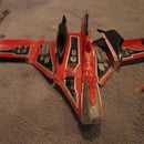 Build an Rc boat out of a dead Rc plane