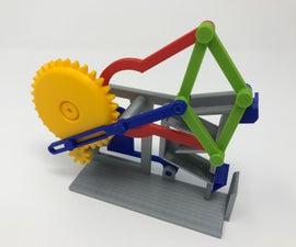 Marblevator, Mechanisms.
