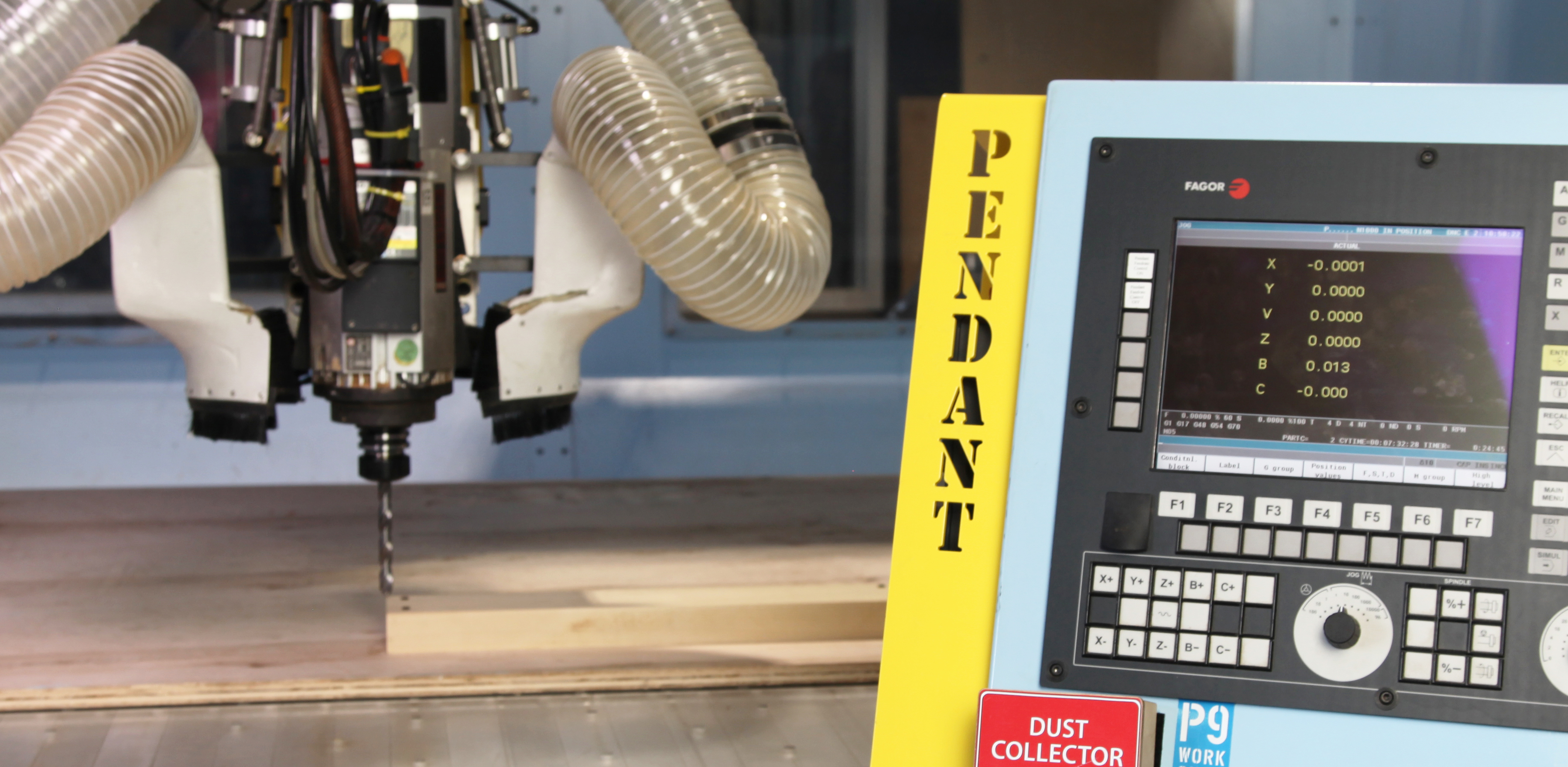 Picture of CNC Machining: Setting Work Coordinate System