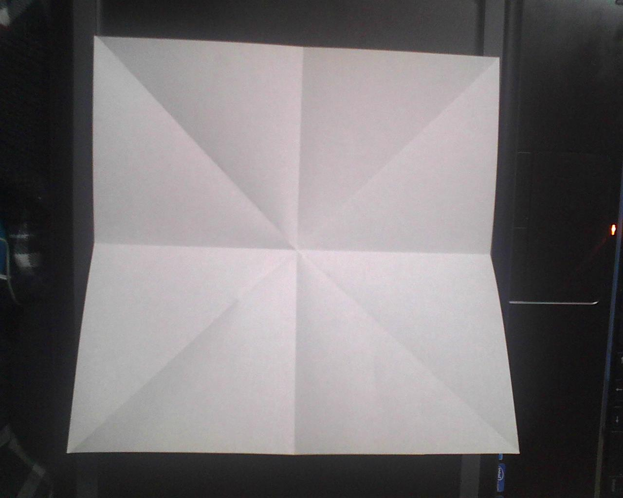 Picture of To the Square Fold