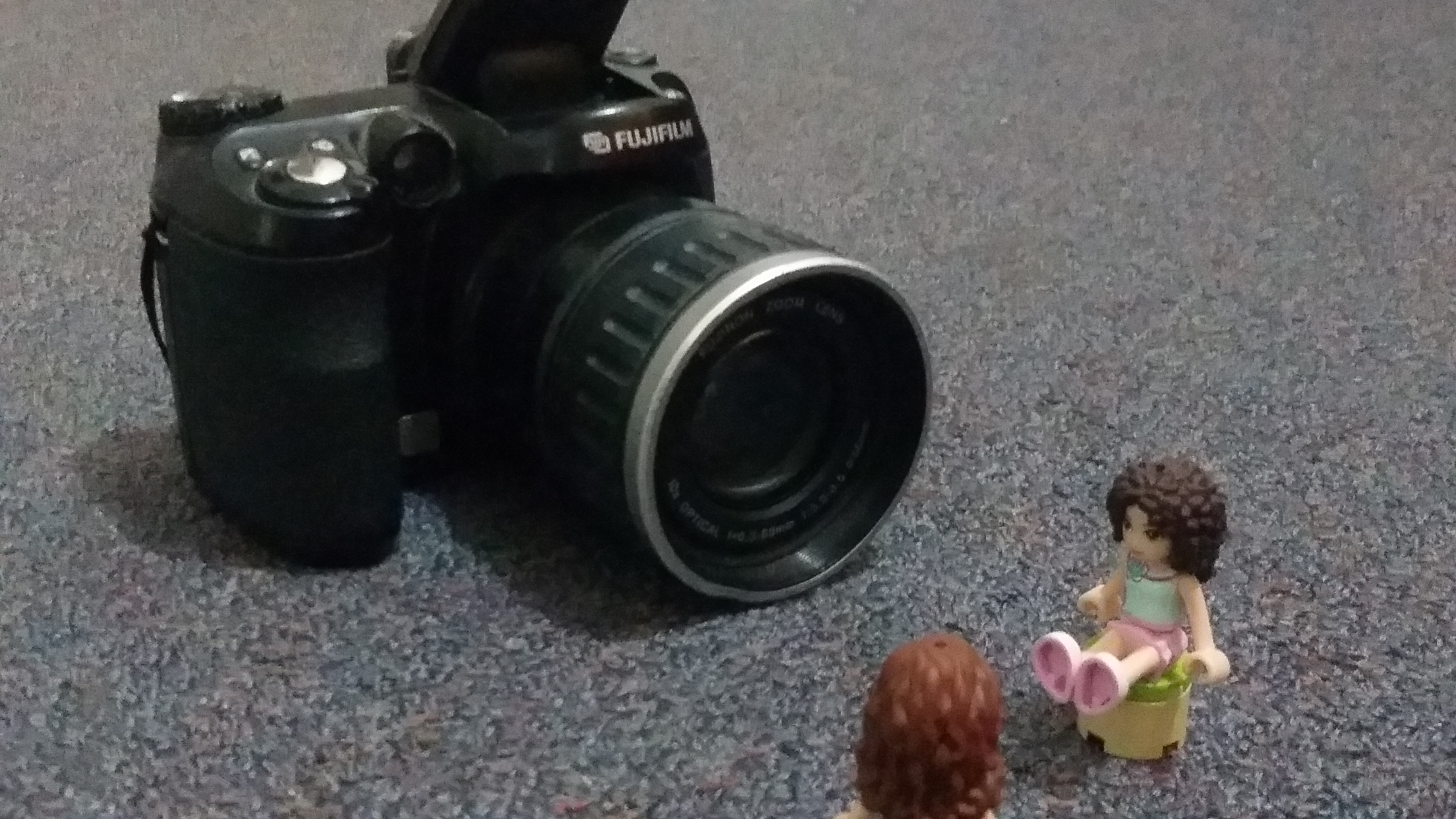 Picture of How to Make a Stopmotion (lego)