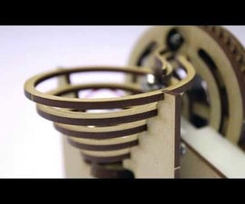 The Battery Marble Machine
