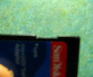 Repair Missing SD-card Lock