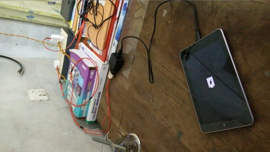 Now, Enjoy the New Charger ;)