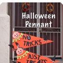 Halloween Pennant