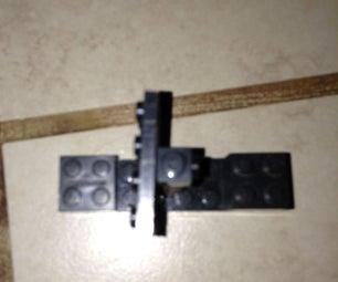 Mini LEGO Ship