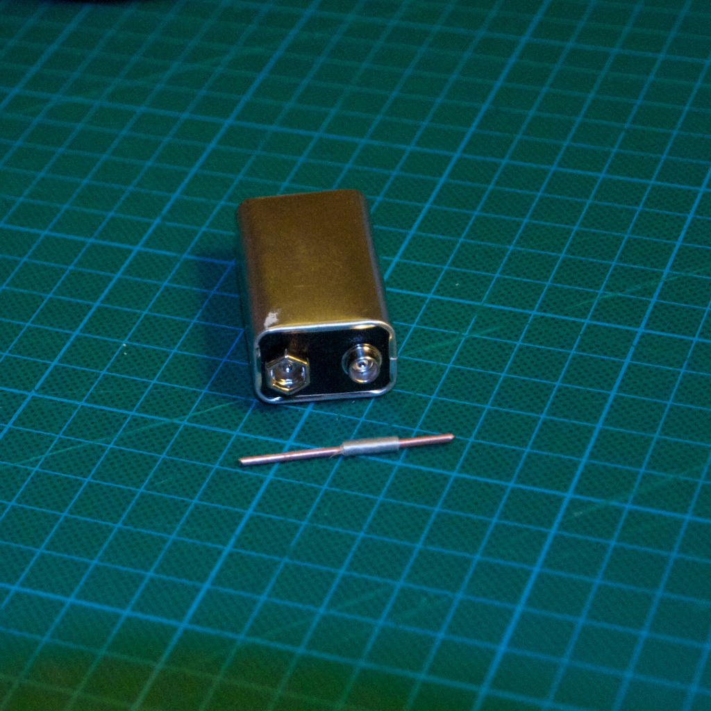 Picture of Prepare the Battery