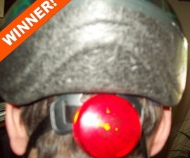 Add a LED Flasher/Safety Light to Your Bike Helmet