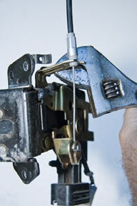 Repair Rear Latch on Toyota Sequoia