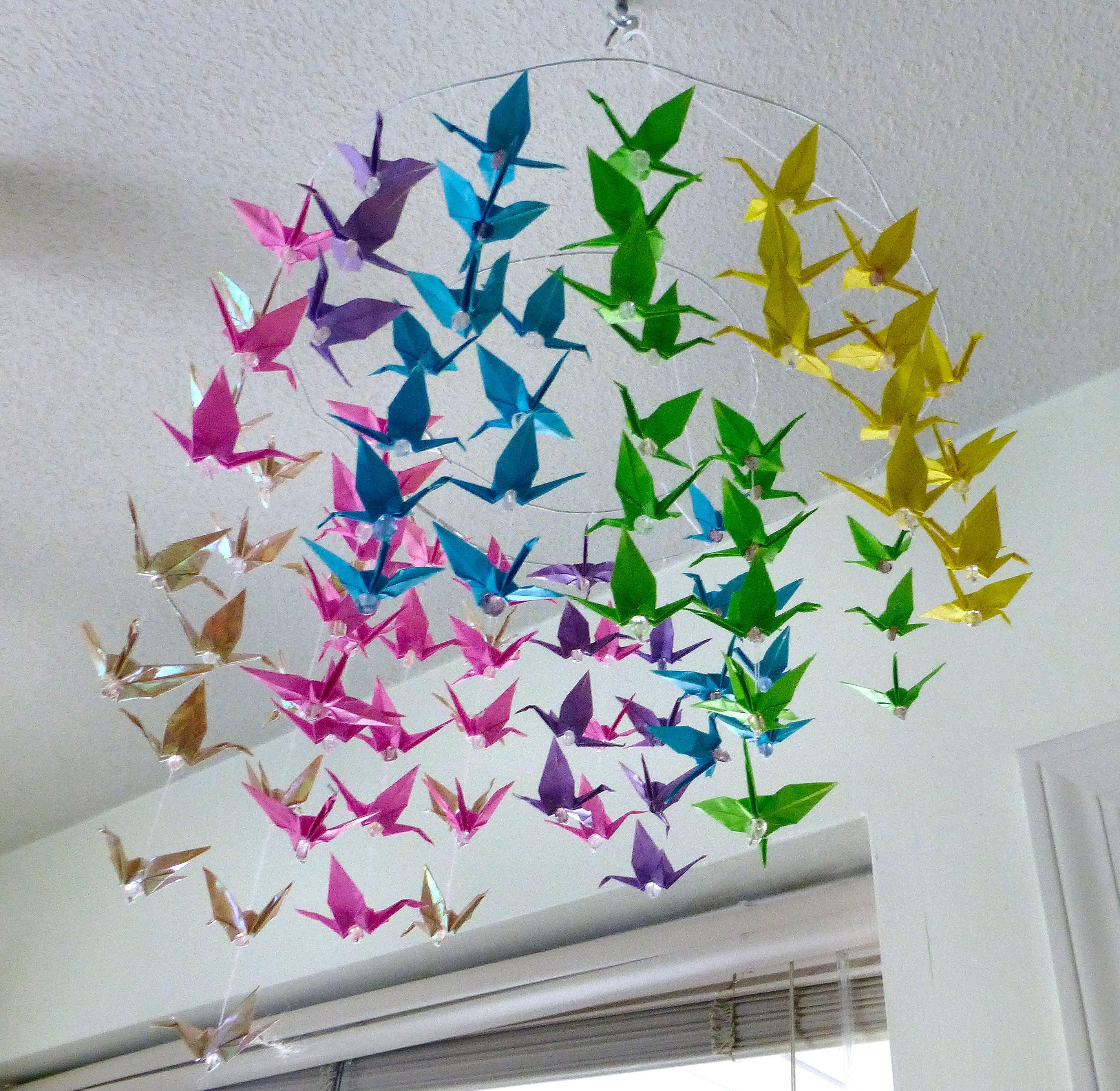 How to Make Origami Money Crane Ring Tutorial DIY - YouTube | 2780x2853