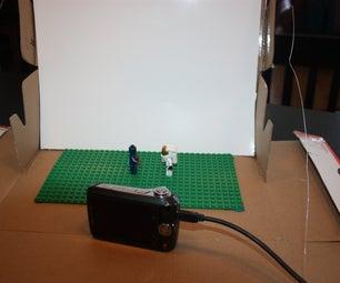Portable Stop Motion Studio