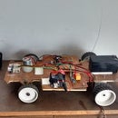 Intelligent Braking system prototype by arduino