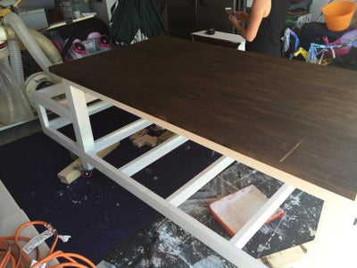 Prime Bench and Stain Top