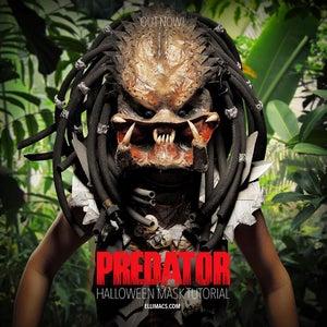 Predator - SFX Makeup Tutorial