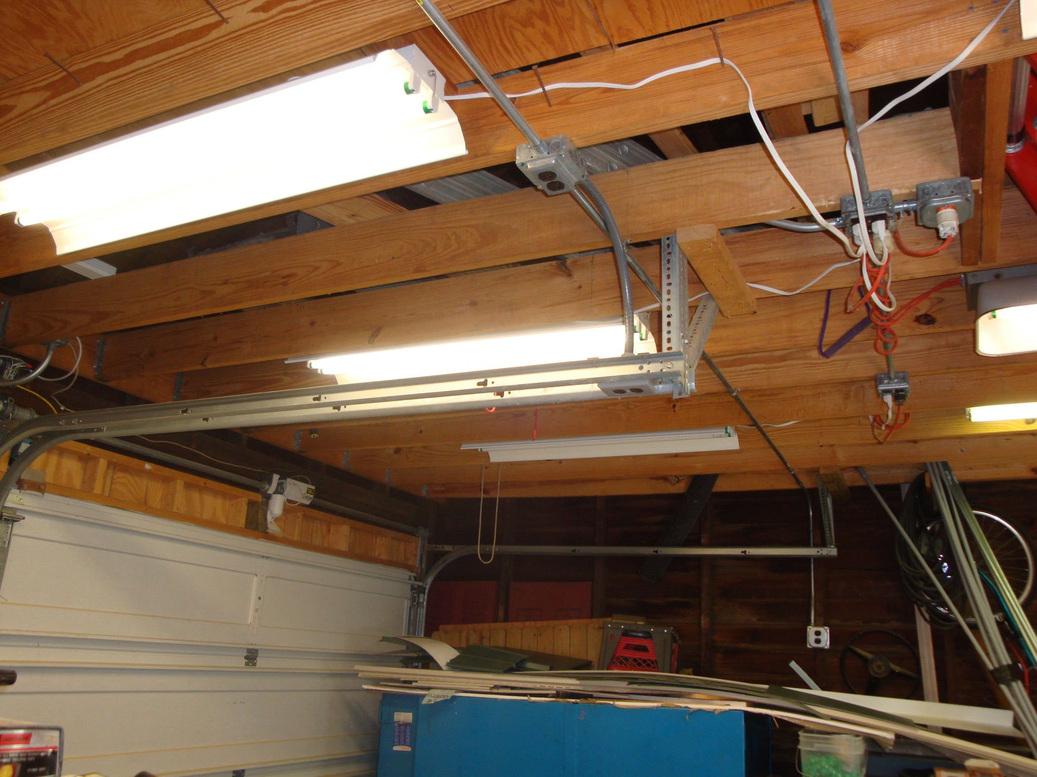 Fluorescent Shop Light Repair 9 Steps With Pictures