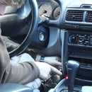 DIY RFID car starter kill switch - Complete