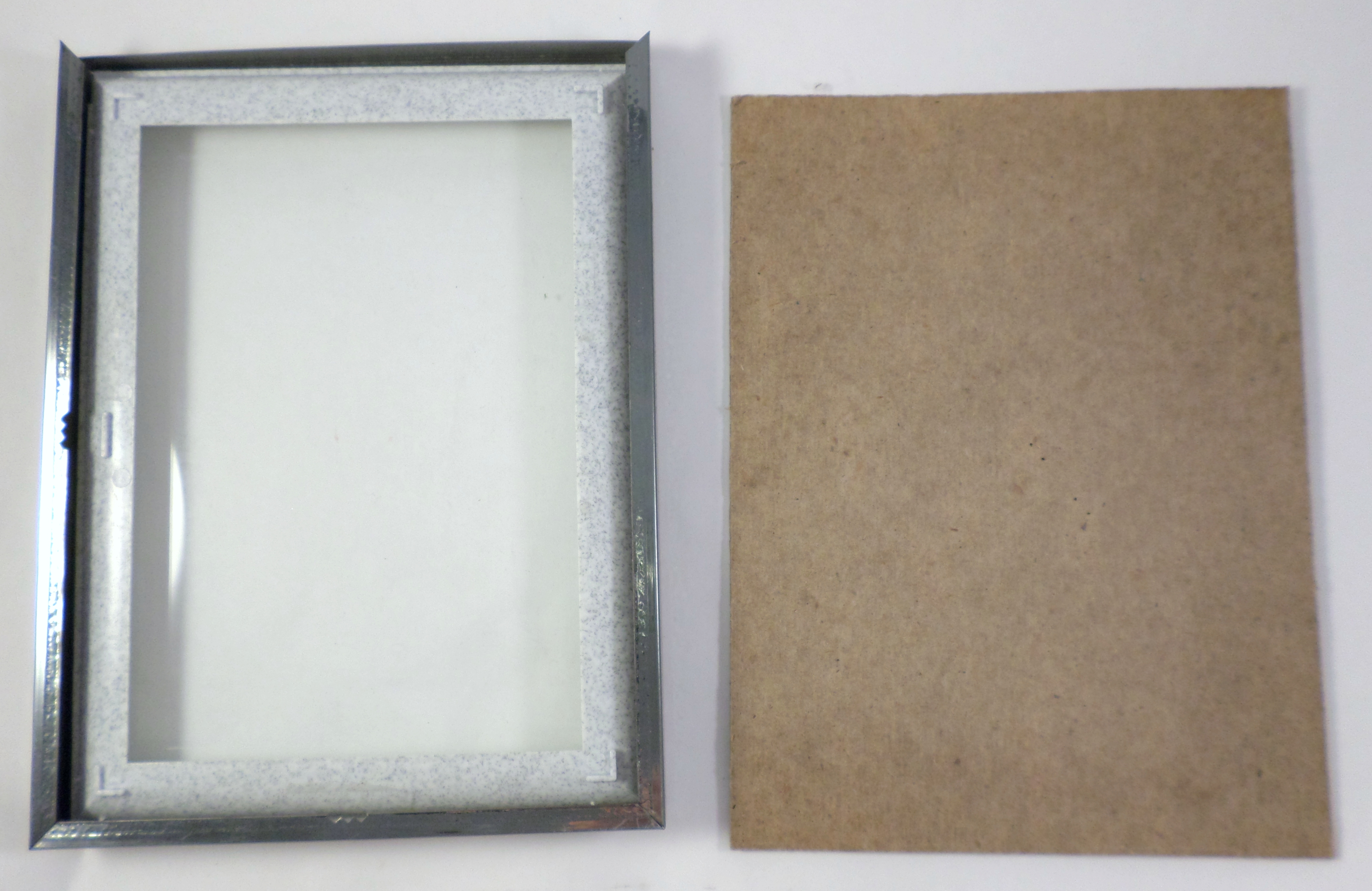 Picture of Preparing the Picture Frame