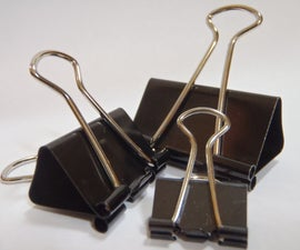 10 Innovated Uses for Binder Clips