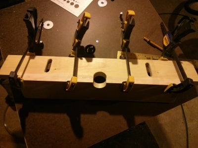 Router Fence