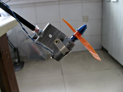 Flight Trainer II - Two Axis Movement