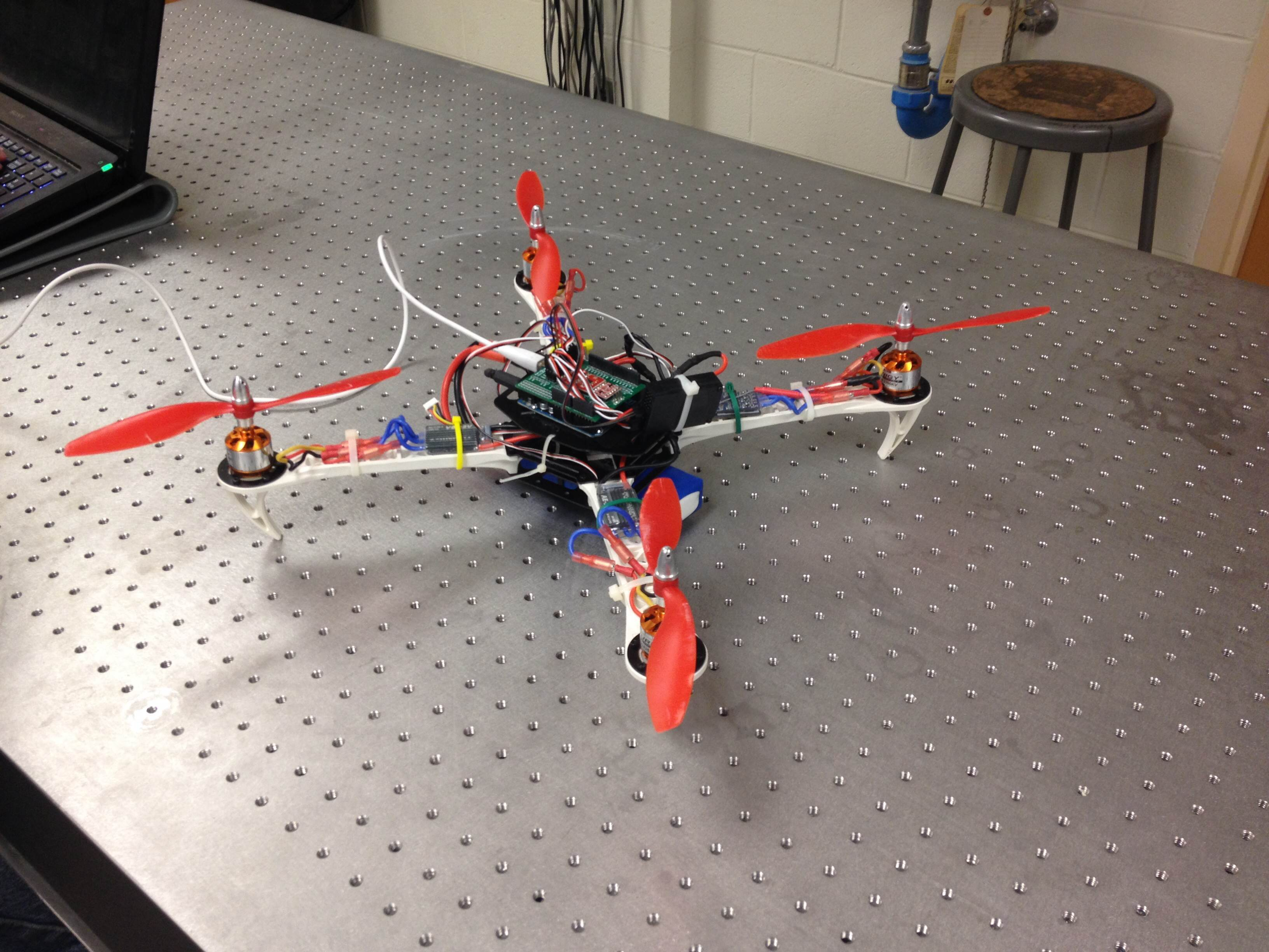 Picture of Assemble Quadcopter