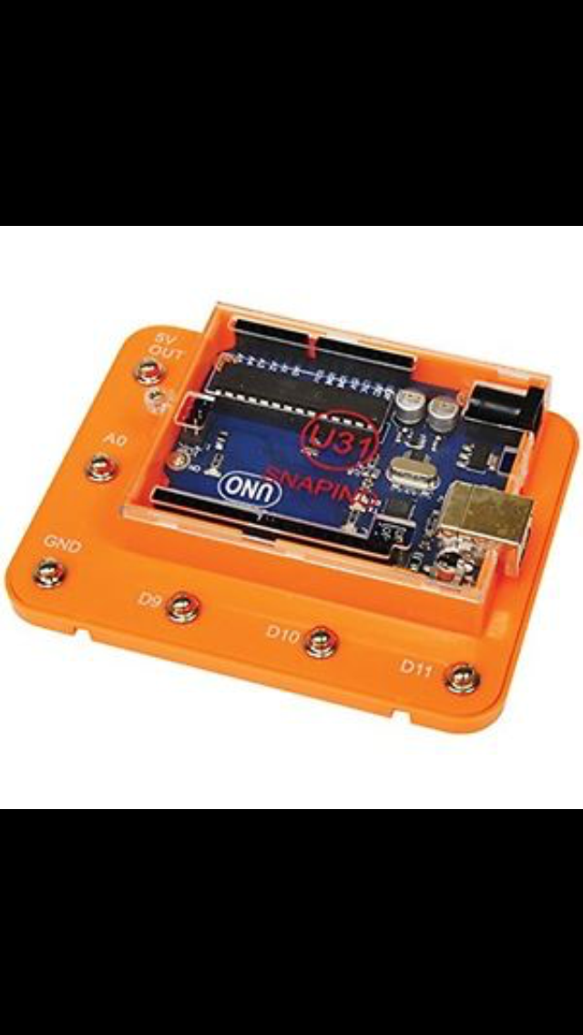 Picture of DIY SnapIno ( Arduino Meets Snap Circuits ) + Scratch