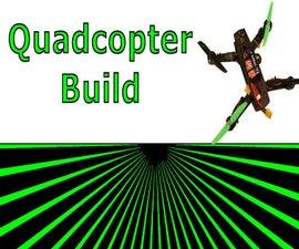 250mm Quadcopter Build