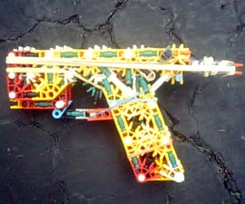 Knex SP-60 Pistol