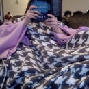 Home Made Snuggie!