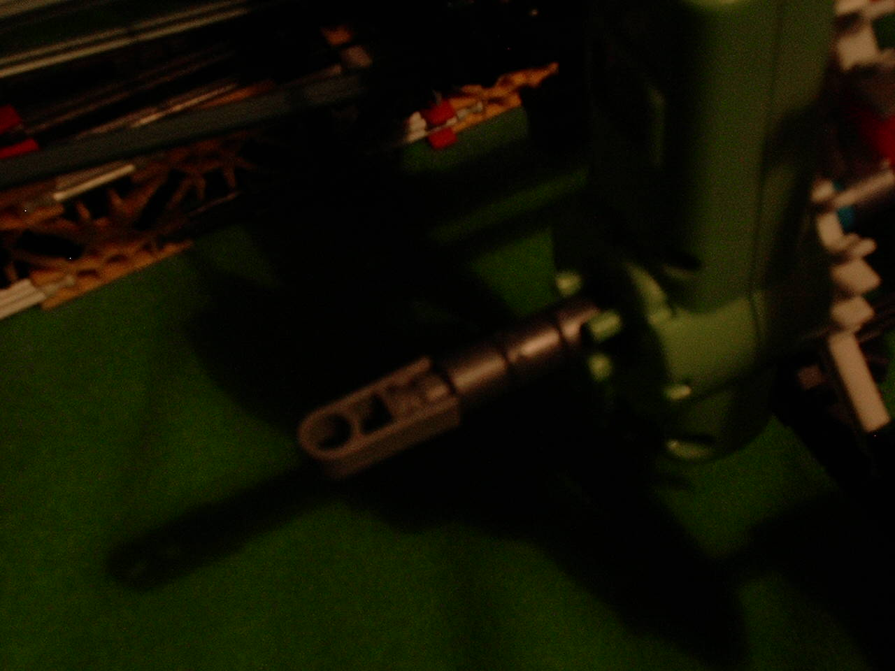 Picture of Main Gun Assembly