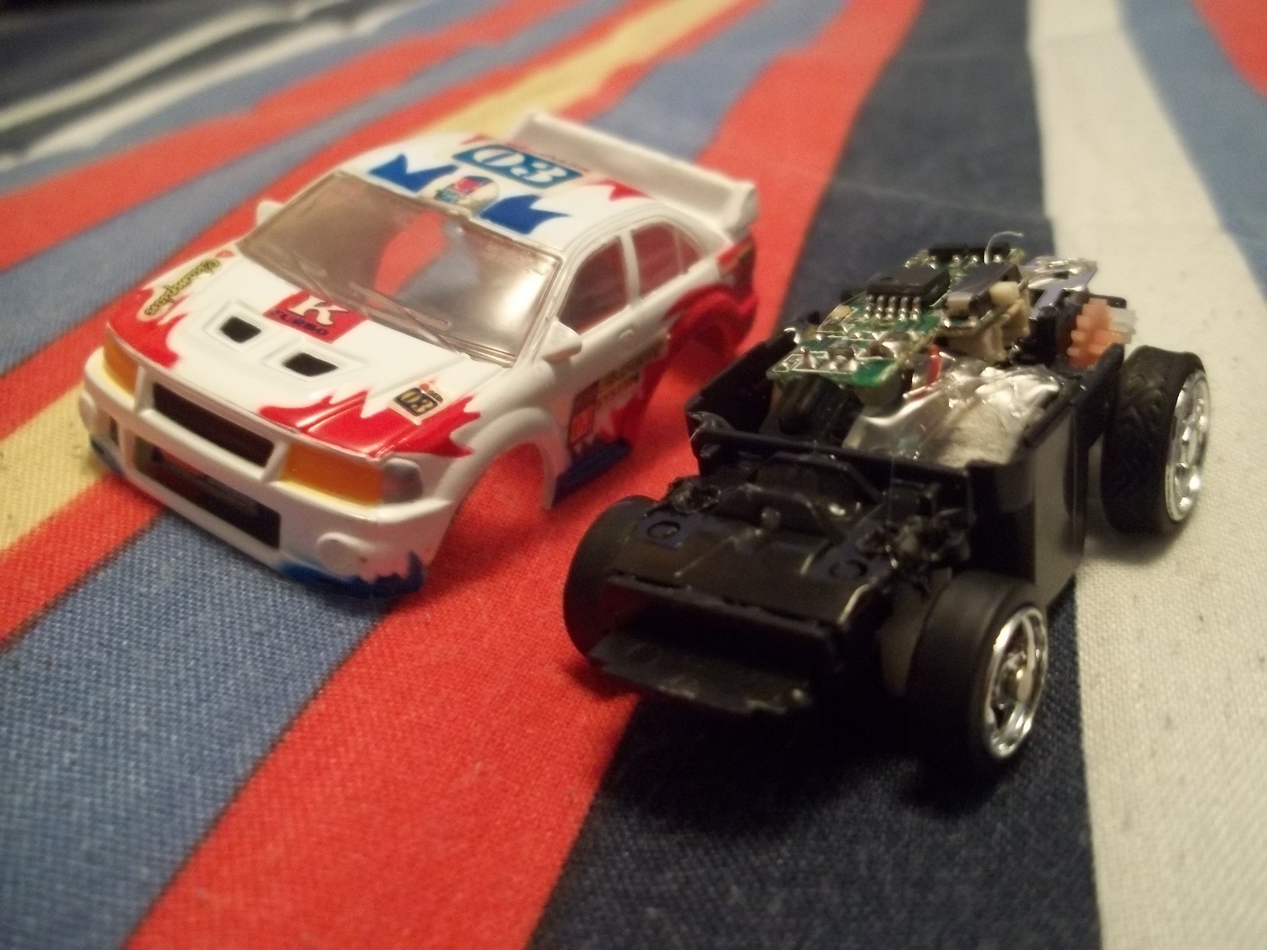 Picture of How to Build a Mini Nitro RC