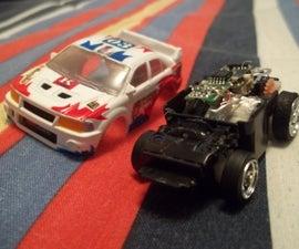How to build a Mini Nitro RC