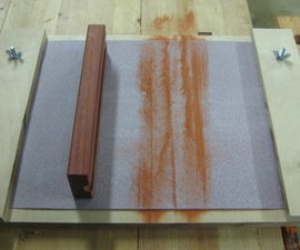 Jig for Sanding Small Parts