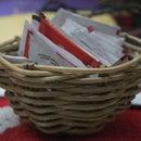 Cane Weaved Basket.....