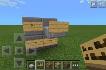 Filing Cabinet in Minecraft