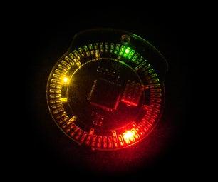 LED Pocket Watch