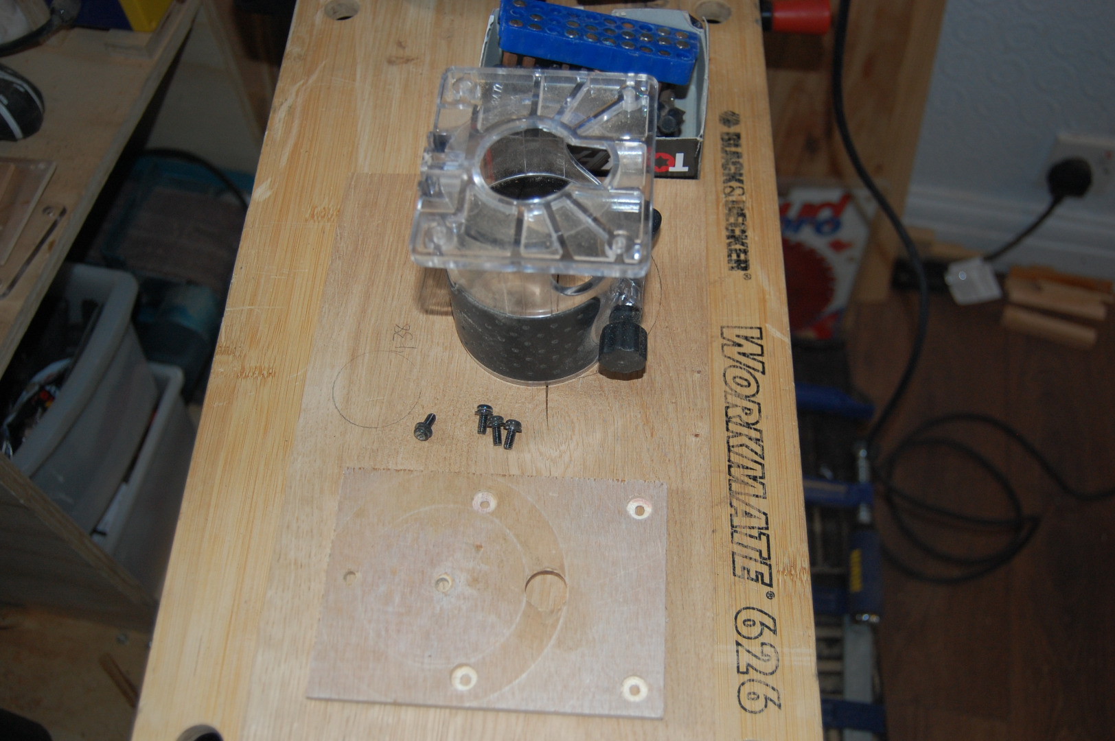 Picture of Making the Front Cabinet Face