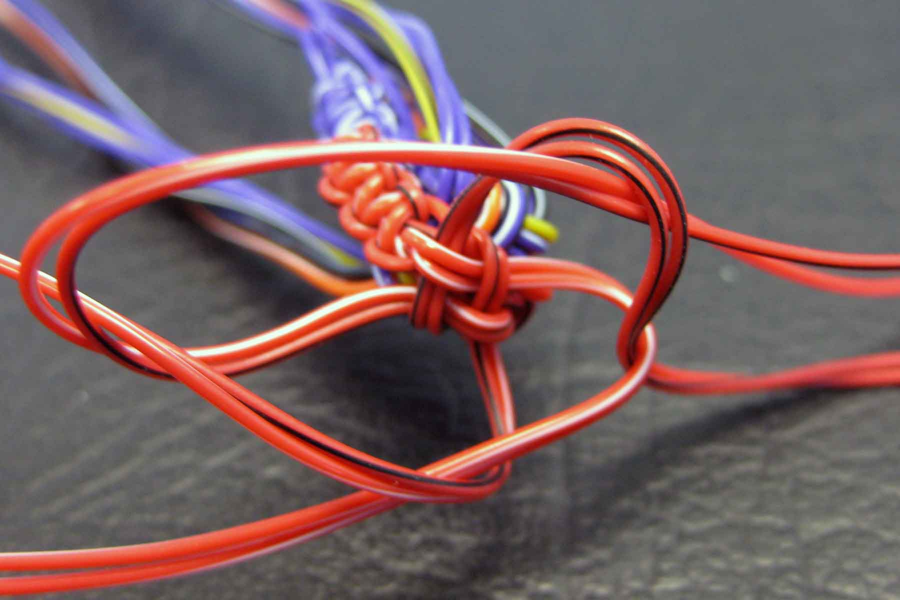 Picture of Wire Craft - Dragon