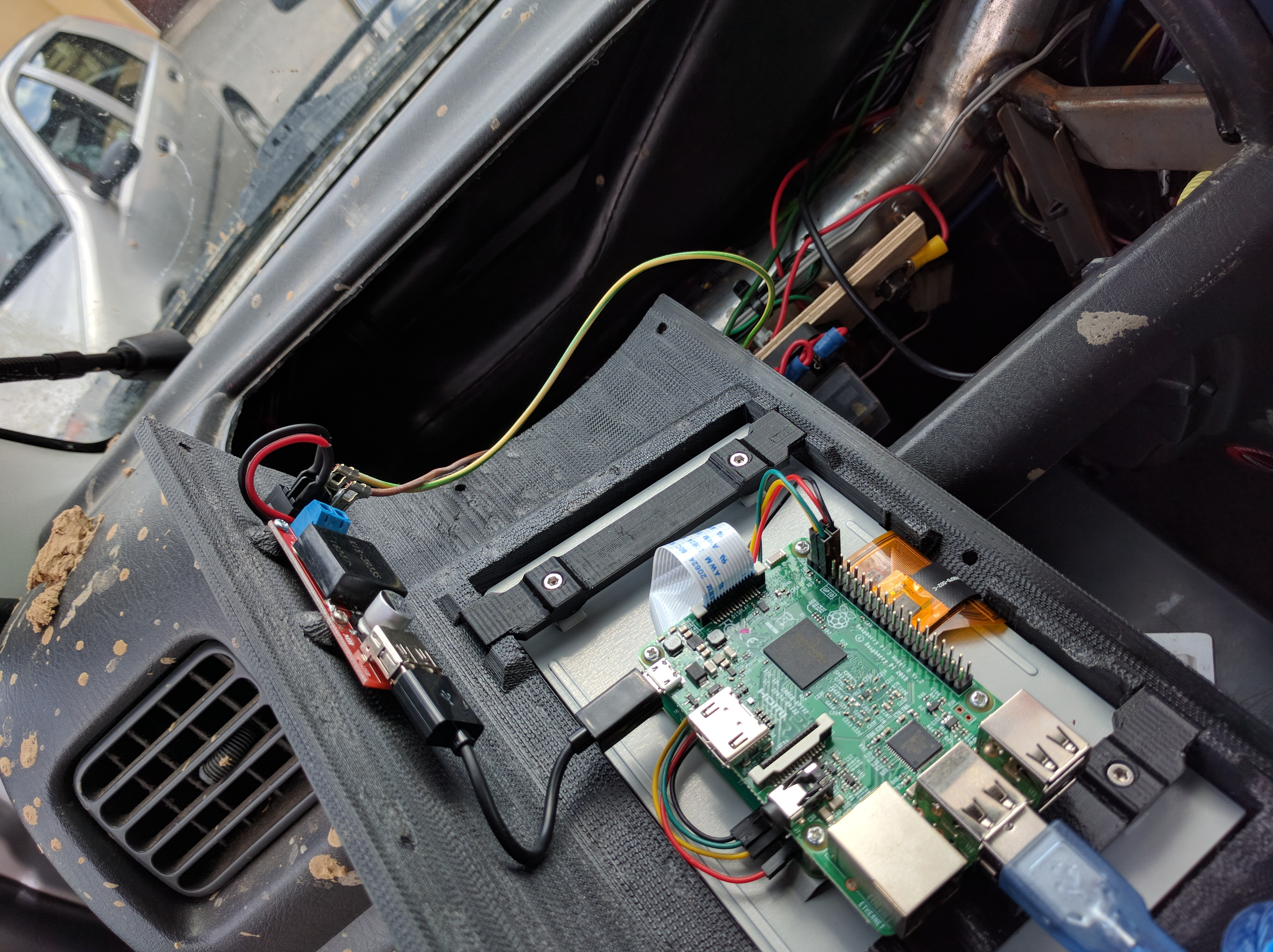 Picture of Install & Power-On.