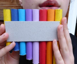 Panpipes From Paper
